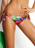 Seafolly Festival Hipster Tab Tie Pant (���)  - ������ � ��������-�������� ������ � ������� ������ Leto-solnce.ru