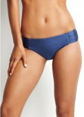 Seafolly Shimmer D Ruched Side Retro (���) - ������ � ��������-�������� ������ � ������� ������ Leto-solnce.ru