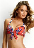 Seafolly Tropical Beat Booster Bra (����) - ������ � ��������-�������� ������ � ������� ������ Leto-solnce.ru